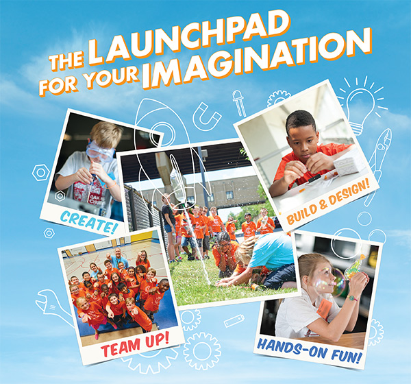 The Launchpad For Your Imagination